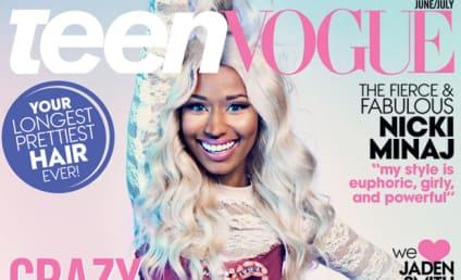 """Nicki Minaj Encourages Fans to Avoid Online """"Poison"""""""