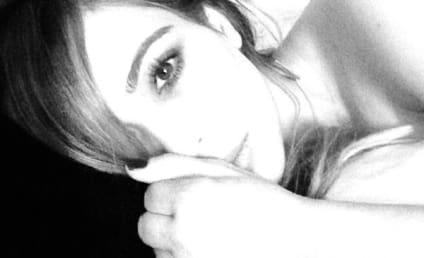 Kim Kardashian Pretends to Share Morning Selfie, Lies About Ski Tumble