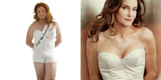 Caitlyn Jenner Halloween Costume Enrages Internet: Harmless Fun or ...