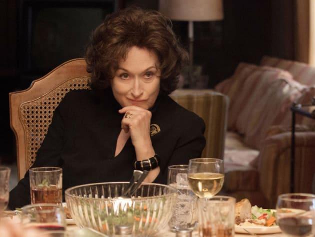 Meryl Streep, Oscars Nominee