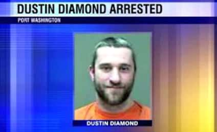 Dustin Diamond Arrested for Stabbing Bar Patron with Switchblade