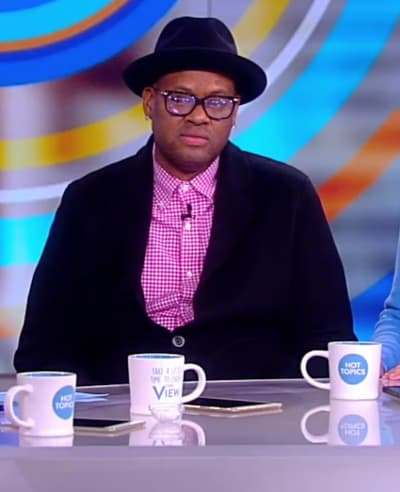 Vince Herbert on The View