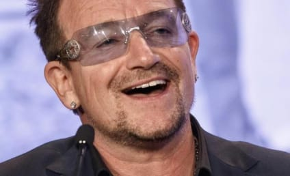 Bono Falls Off Bicycle, Forces U2 to Cancel Tonight Show Residency