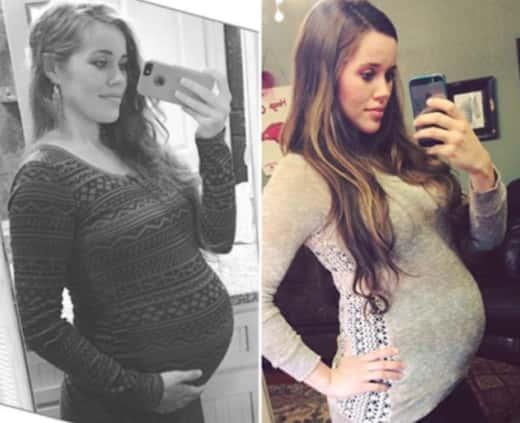 Jessa Duggar: 36 Weeks Pregnant
