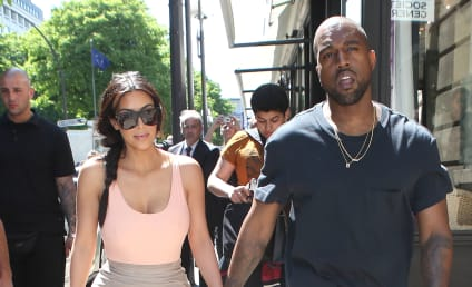 "Kim Kardashian and Kanye West ""Cannot Stop Fighting,"" Source Says"