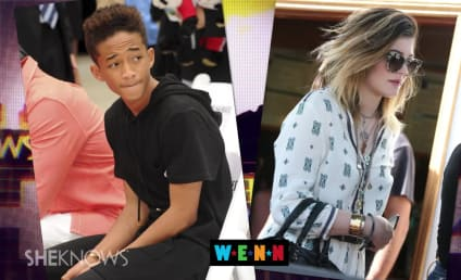 Kylie Jenner and Jaden Smith: Make-Out Session at Kimye Wedding?
