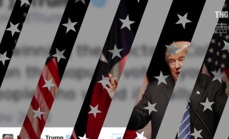 Donald Trump: I Won the Popular Vote, Too!