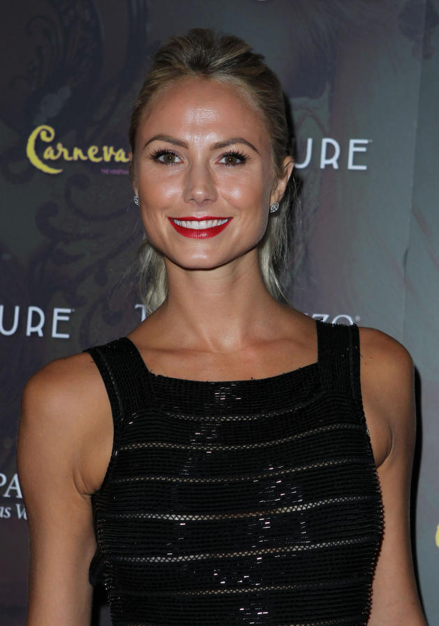 Stacy Keibler on a Red Carpet