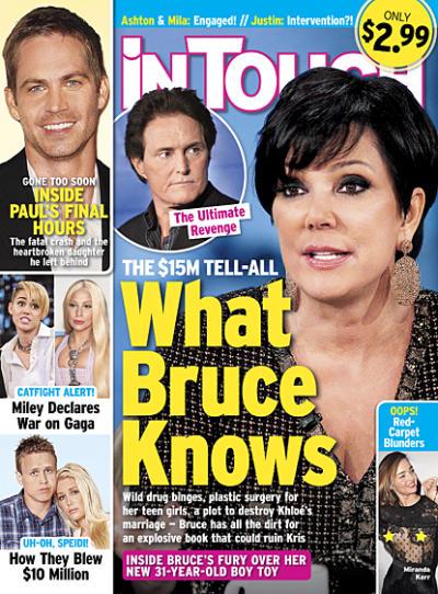 Bruce Jenner Tell-All?