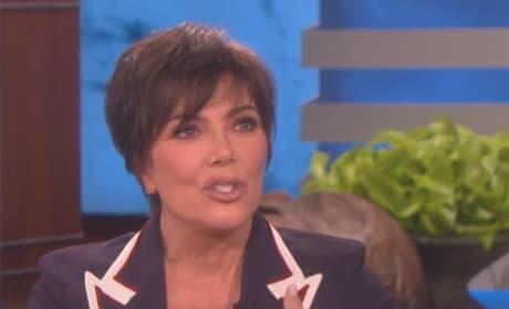 Kris Jenner Speaks