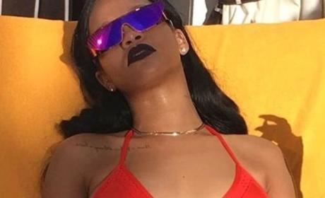 Rihanna Loves LeBron