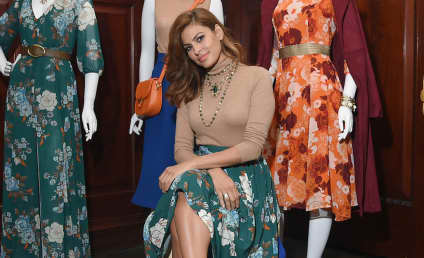 Eva Mendes Describes Losing Brother, Then Giving Birth All In One Week