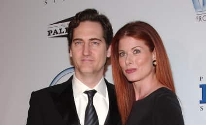 Debra Messing, Daniel Zelman to Divorce