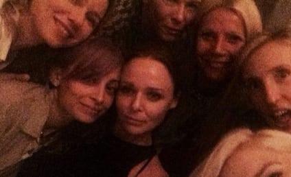 Gwyneth Paltrow: Girls' Night Selfie Features Chelsea Handler, Gwen Stefani, Half of Hollywood