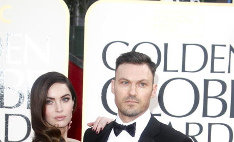 Megan Fox and Brian Austin Green - 13 Years
