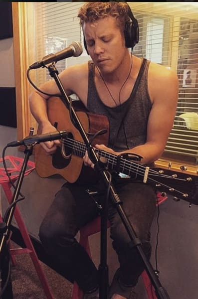 Anderson East: Recording Session
