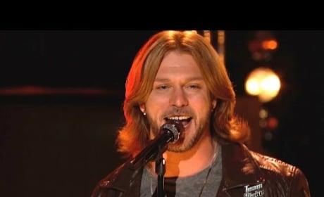Craig Wayne Boyd - Some Kind of Wonderful (The Voice Playoffs)