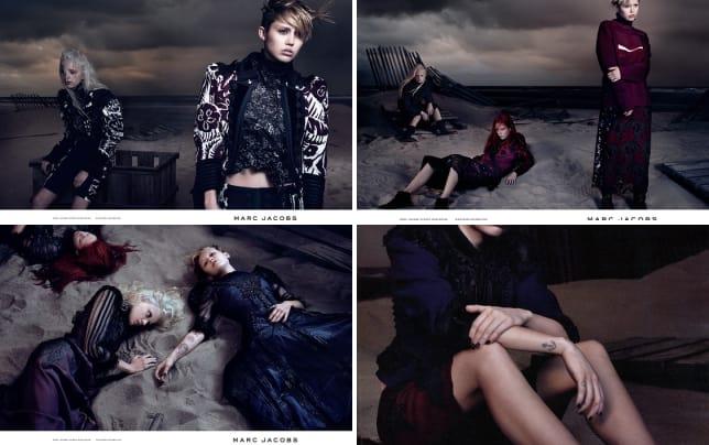 Miley cyrus marc jacobs photo