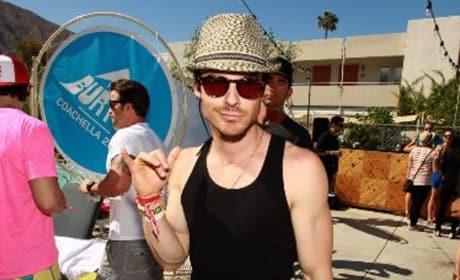Ian Somerhalder Coachella 2016
