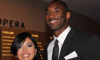 Kobe and Vanessa Bryant: Divorce Called Off!