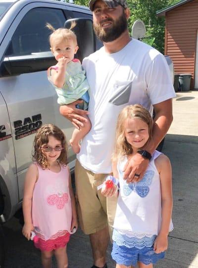Corey Simms, Kids