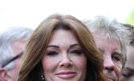 Lisa Vanderpump Close Up