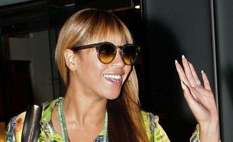 Beyonce Pregnancy Fashion