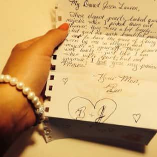 Ben Seewald Letter to Jessa Duggar