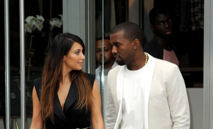 Kanye West to Kim Kardashian: Slim Down!