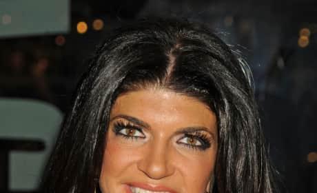 Teresa Giudice Red Carpet Pic