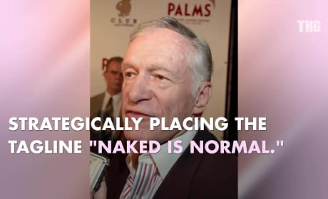 Playboy Nudity: It's Back!