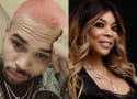 Chris Brown on Wendy Williams' Illness: You Deserve It! Karma, B-tch!