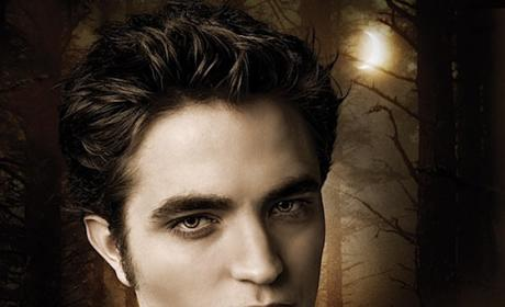 Another Edward Cullen Poster