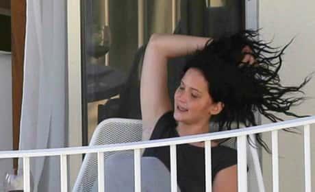Jennifer Lawrence Without Make Up
