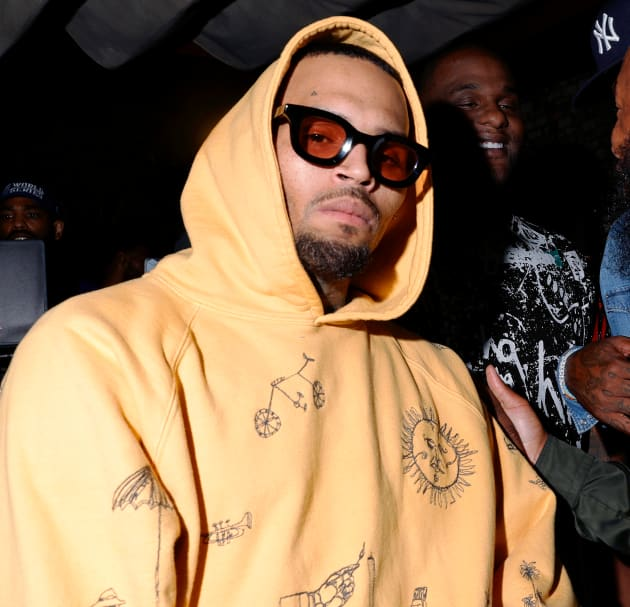 Chris Brown: Kyrie Irving is a Hero! Way to NOT Get Vaccinated, Dude!.jpg