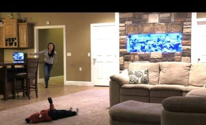 Dad Convinces Wife He Launched Toddler Off Balcony in Viral Prank Video: Hilarious or Horrible?