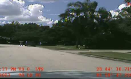 George Zimmerman Police Dashcam Video
