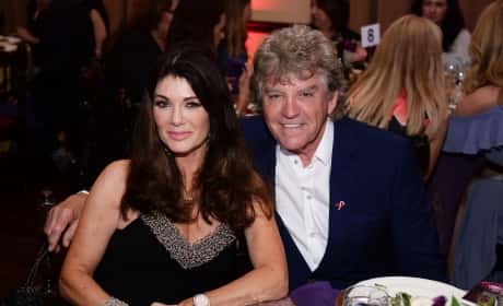 Lisa Vanderpump and Ken Todd: Women of Influence Awards 2016