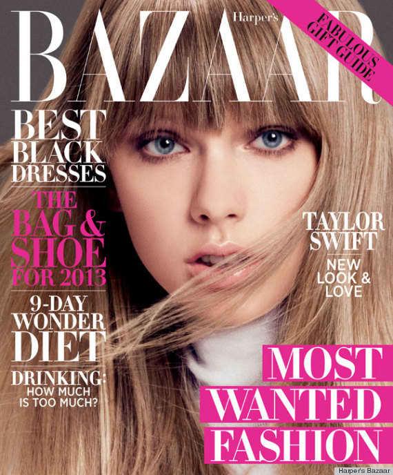Taylor Swift Harper's Bazaar Cover