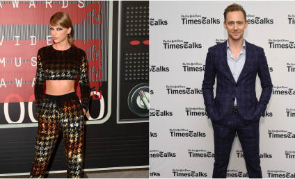 Taylor Swift and Tom Hiddleston Had Their Very First Fight