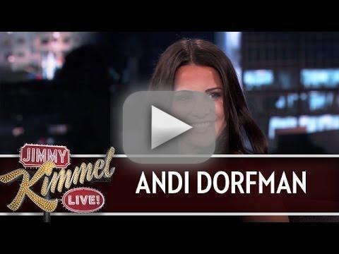 Andi Dorfman on Jimmy Kimmel Live - Predictions