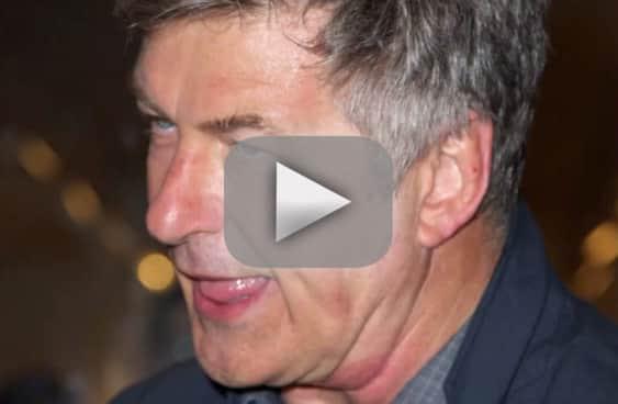 Alec Baldwin Calls Paparazzi Vermin