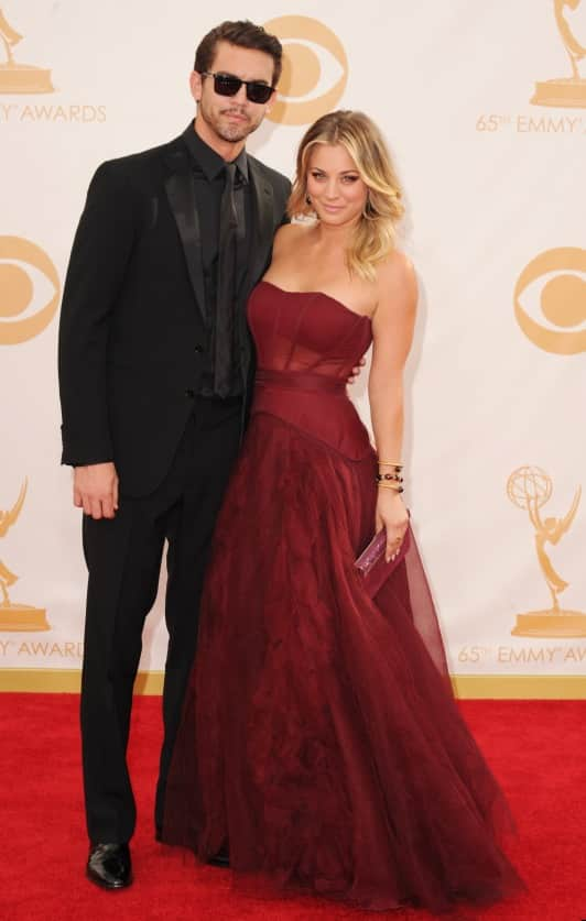 kaley cuoco dating ryan Kaley was spotted out with tennis player ryan sweeting on aug 2 and aug 3, 2013 kaley cuoco engaged to ryan sweeting on friday september 20, 2013 after only a 2.