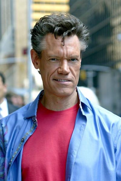 Randy Travis in 2008