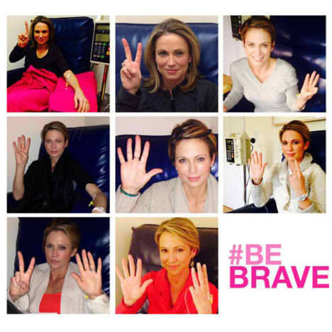 Amy Robach Collage