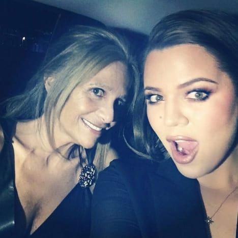 Khloe Kardashian: Selfie For the 'Gram