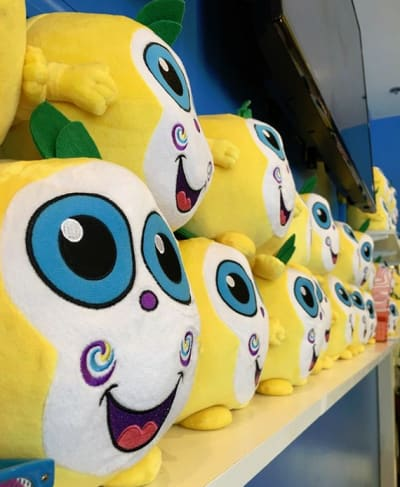 FroCo nightmare mascot