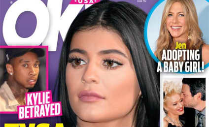 Tyga: In Love with 14-Year-Old Girl, Hollering at Her Behind Kylie Jenner's Back?!