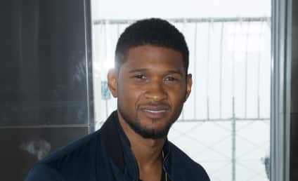Usher's Son Rushed to Hospital After Near Pool Drowning