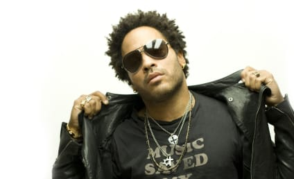 Lenny Kravitz Rips Pants on Stage: Yup, That's His Penis!